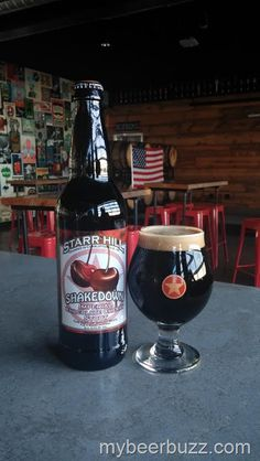 mybeerbuzz.com - Bringing Good Beers & Good People Together...: Starr Hill Brewery Debuts Shakedown Imperial Choco...