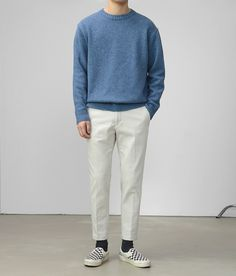 Basic Outfits, Outfits For Teens, Casual Outfits, Korean Fashion Men, Boy Fashion, Mens Fashion, Outfits Hombre, Poses For Men, Neue Outfits