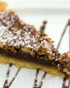 This Isn't Like Any Pecan Pie You've Ever Had Before…Now It's Full Of Chocolate!