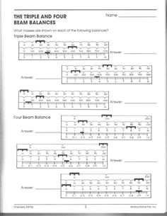 graphic about Triple Beam Balance Worksheet Printable known as 19 Least difficult Pressure and action photographs within 2017 Tension, action