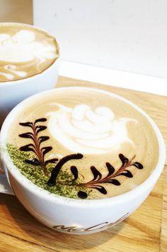 Coffee Art - Koffie Art