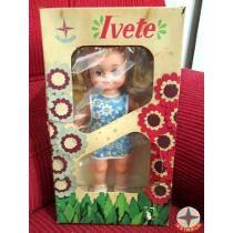 Br678- Boneca Ivete Da Estrela,anos 70.