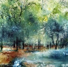 Stewart Edmondson In the Song Carried on the Wind (81 x 81cm)_1 (002)