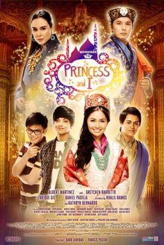 Princess and I Poster