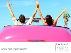 VIAJES EN PAREJA. En Booking Hello, sabemos que viajar es una gran experiencia por eso queremos que se convierta en un estilo de vida para ti y tu pareja. Al adquirir alguno de nuestros packs, podrás disfrutar de beneficios únicos como descuentos en líneas de cruceros o alquiler de autos, para emprender una aventura diferente con esa persona tan especial. Te invitamos a visitar nuestro sitio en internet www.bookinghello.com, para obtener toda la información. #viajesenpareja