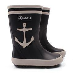 Aigle Marine Anchor Wellington Boots