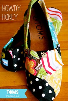 TOMS REMODEL by Howdy Honey.