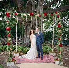 12 Best Wedding At Miami Beach Botanical Images Bridal Boutique