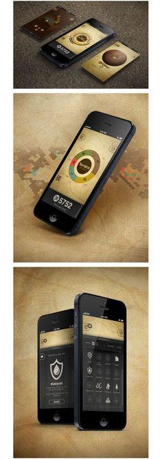 Daily Mobile UI Design Inspiration | http://ui-design-712.blogspot.com