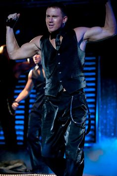 Can't wait to see Magic Mike!