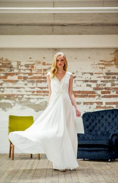 Atelier Anonyme - Oh Oui Bridal Collection 2015 I Junebug Weddings