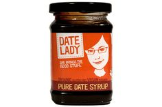 MOUTH   Indie Food • Tasty Gifts   Organic Date Syrup   The Date Lady