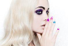 See Through You | #NCLA  #NailWraps #Nails