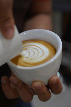 Making coffee !!