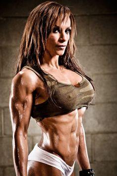 Adela Garcia - Six Time Ms. Fitness Olympia