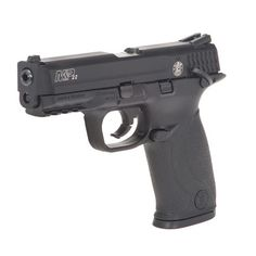 Smith & Wesson M&P .22 LR Rimfire Pistol.  I have one of these and the slide has moved butter-smooth since I bought it!