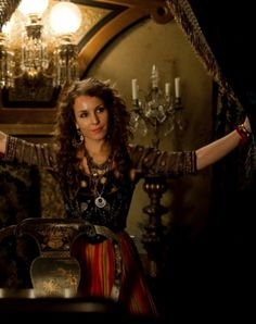The Sherlock Holmes Game of Shadows gypsy. I want to dress like this pretty much everyday. Madame Simza