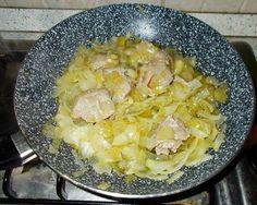 Le mani in pasta: Trancio di tonno con cipolle in agrodolce