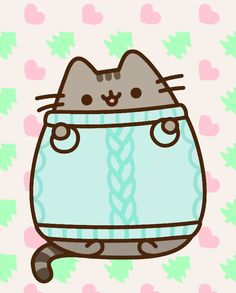 - Source by cellador - Chat Kawaii, Arte Do Kawaii, Kawaii Cat, Doodles Kawaii, Cute Kawaii Drawings, Cute Doodles, Chat Pusheen, Pusheen Love, Cat Wallpaper