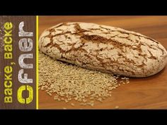 Bread, Pane Pizza, Youtube, Food, Homemade Breads, Types Of Cereal, Rye, Essen, Brot