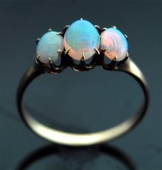 I lost a similar ring that inherited from my favourite grandma many years ago... I had always coveted it when she was alive, and it reminded me of her... *sigh*  Want this ring or one similar now!