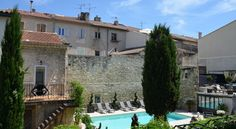 Gounod Saint-Rémy-de-Provence Featuring an internal courtyard with an outdoor pool and deckchairs, Gounod is a hotel set in the heart of Saint-Rémy-de-Provence, 18 km from Avignon. The hotel is famous for being where the composer Charles Gounod wrote his Mireille opera in 1863.