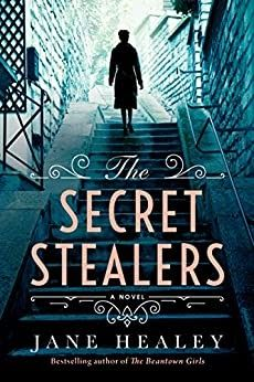 The Secret Stealers: A Novel by Jane Healey Book Club Books, Book Lists, Books To Read, Reading Lists, Reading Nook, Book Nerd, Office Of Strategic Services, Historical Fiction Novels, Lake Union