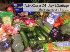 AdvoCare 24-Day Challenge:  The results are in!  #advocare @24daychallenge #spark