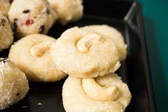 No Bake Cookies: Mandel- Kokos