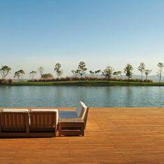 """A vista do hotel Fasano, um desfrute ao bem-estar! #fasanoboavista #hotel #hotelfasano #casualmoveis #furniture #luxury #luxo #corporate"""