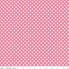 15 off 1/2 yard small Le Creme Dots by Riley Blake by Sewforasong, $3.40  https://www.etsy.com/listing/196527884/15-off-12-yard-small-le-creme-dots-by?ref=shop_home_active_2