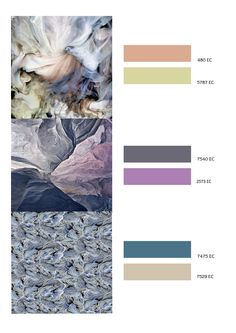 Immage created by Photoshop  Color chart  Light