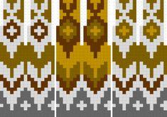 Three Versions of Riddari - Her Crochet Fair Isle Knitting Patterns, Fair Isle Pattern, Knitting Charts, Knitting Designs, Knitting Videos, Loom Knitting, Baby Knitting, Knitting Tutorials, Knitting Needles