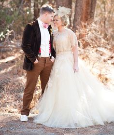 Bridal dress by Hope Stanley of Mary Me Bridal + BHLDN cape - Doctor Who Styled wedding inspiration by Candice Benjamin Photography - via greenweddingshoes Wedding Bells, Our Wedding, Wedding Gowns, Dream Wedding, Wedding Shoot, Doctor Who Wedding, To Infinity And Beyond, Green Wedding Shoes, Wedding Styles