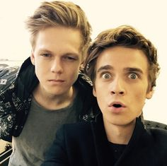 Joe Sugg And Caspar Lee Have Only Gone And Made Their Own BBC Worldwide Film! | MTV UK