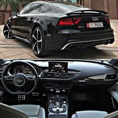 My Dream Car, Dream Cars, Maserati Quattroporte, Audi A7, Car Goals, Best Luxury Cars, Top Cars, Expensive Cars, Honda Civic