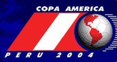 2004, Copa America Peru #Peru2004 #CopaAmerica #AmericaCup (L4545)