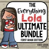 Everything LOLA 1st Grade Membership PREVIEW