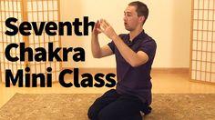 Dahn Yoga Exercise: Mini Yoga Class to Stimulate the 7th Chakra