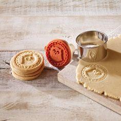 #baking #nibbling #backen #naschen #cookiestamper #keksstempel #eule #owl Birkmann Keks-Stempel Eule.