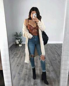 Die 1485 besten Bilder von Mode in 2019   Casual outfits, Dressing ... 30840e4209
