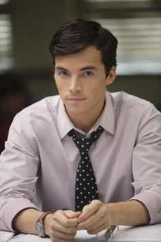 Ezra Fitz!! I DONT like him and Aria together but Ezra should def be on the show!
