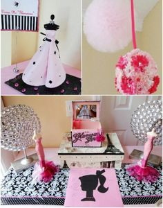 Barbie Decoration<3