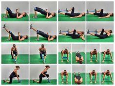 Mini Band Full Body Workout