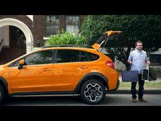 Funniest Car Commercial EVER: 2013 Subaru XV Crosstrek - City vs Country Commercial