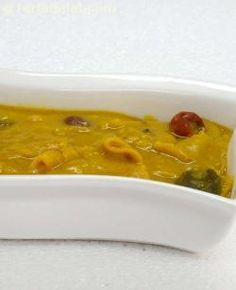 Dal dhokli is a sunday morning delight in most traditional gujarati households! a perfect combination of spiced whole wheat flour dhoklis simmered in gujarati dal, this can be classified as a sumptuous one-dish meal, but you could also serve it with rice to make it all the more tasty and wholesome. Just remember to simmer the dhokli in dal just before serving, or else it will turn soggy.