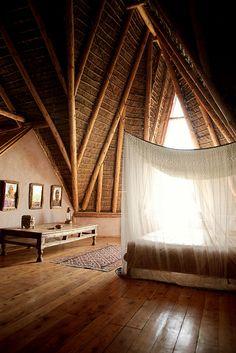 Stayed in this room, Mt Kilimanjaro right outside the window Campi Ya Kanzi, Kenya