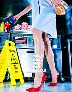 Fashionhorrors: 'Fast Food And The Fabulous'