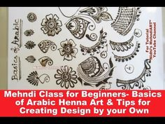 "YouTube online free mehndi henna art class tutorial for free begginers. Basics of Arabic mehndi henna design art creation. Search ""Nidhi's MehndiART"" YouTube channel for all kind of mehndi henna design tutorial. #fashion #jewellery #trend #bridal #bride #wedding #marriage #festival #tradition #beautiful #girl #london #paris #canada #us #india #surat #ahmedabad #uk #arabic #floral #gulf #dubai #henna #mehndi #mehandi #art #drawing #tattoo #design"