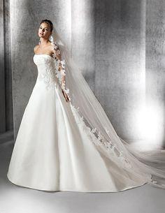25247afeeaa2 2016 ZELIA Pattern Sweetheart Neckline Bridal Dress St. Patrick ... Formal  Dresses For